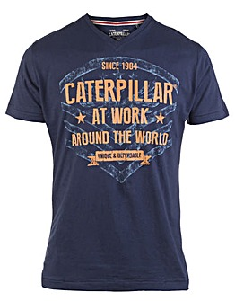 Caterpillar Chevron T-Shirt