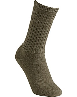 Extra Roomy Thermal Socks
