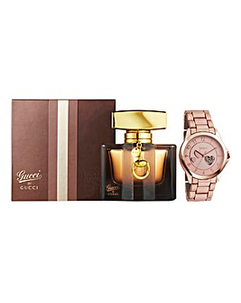 Gucci By Gucci 30ml EDP & FREE Watch