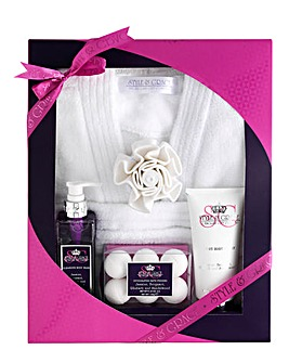 Bergamot Collection Bathrobe Set
