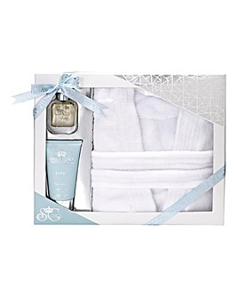 Style & Grace Robe and Fragrance Set