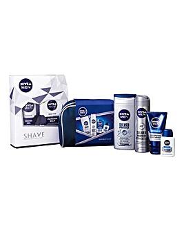 Nivea Men Wash Kit & Sensitive Shave Set