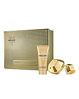 Lady Million Gift Set