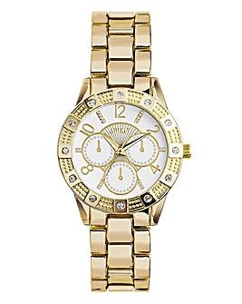 Spirit Ladies Gold Tone Bracelet Watch