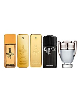Paco Rabanne Mens Mini Set
