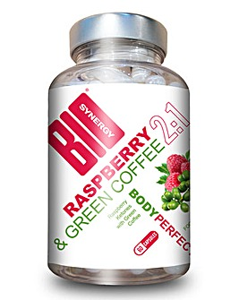 Raspberry Ketones & Green Coffee - 60