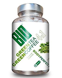 Green Coffee & Green Tea - 90