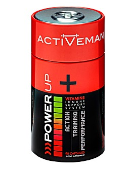 ActiVeman High Performance Vitamins - 90
