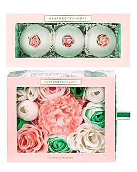 Lily Of The Valley Bathing Duo Set