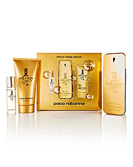 Paco Rabanne One Million Travel Gift Set