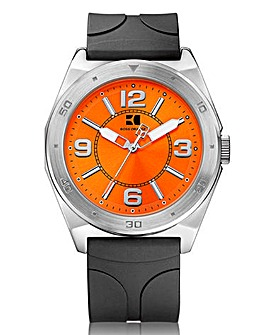Boss Orange Watch With Silicon Strap