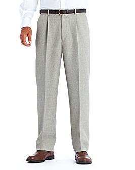 Premier Man Zip & Clip Trousers 29in