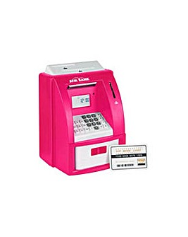 Pretty Pink Cash Machine