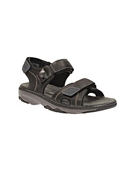 Clarks Raffe Sun Sandals G fitting