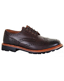 Chatham Eaton Goodyear Welted Brogues