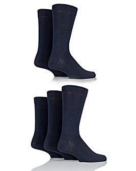 5 Pack Farah Everyday Socks
