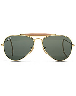 Ray-Ban Outdoorsman Aviator Sunglasses