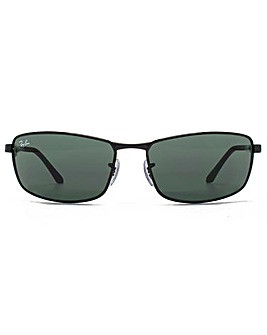 Ray-Ban Metal Sports Sunglasses