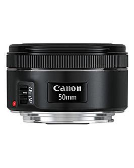 Canon EF 50mm f1.8 STM Lens