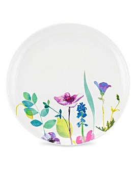 Portmeirion Water Garden 4 Dinner Plates