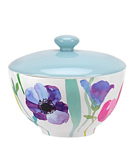 Portmeirion Water Garden Sugar Pot