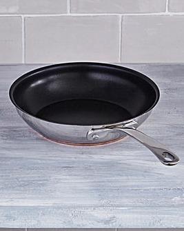 Copper Bottom 28cm Frying Pan