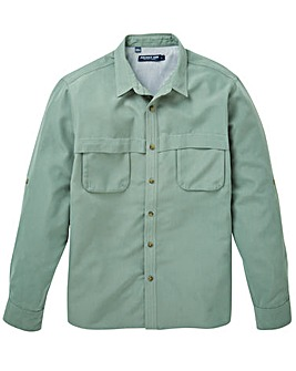 Premier Man Long Sleeve Outdoor Shirt