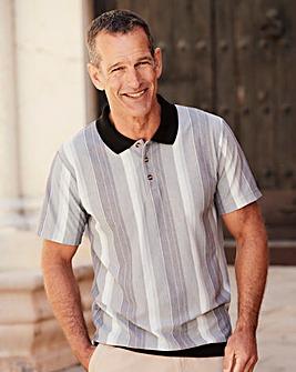 Premier Man Welted Hem Polo