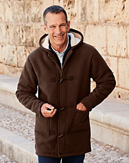 Premier Man Fleece Duffle Coat