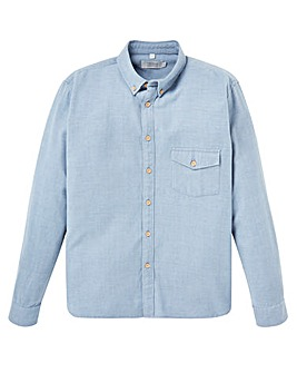 WILLIAMS & BROWN Brushed Shirt