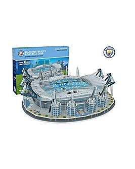 3D Stadium Manchester City Puzzle
