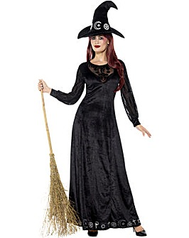 Halloween Deluxe Witch Costume