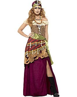 Halloween Voodoo Priestess Costume