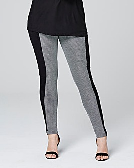Textured Legging