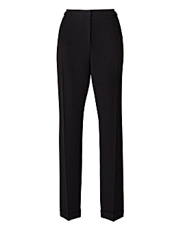 Tapered Turn Up Trouser Regular