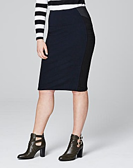 Body Shaping Pencil Skirt