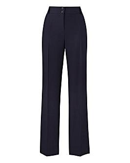 Straight Leg Bi Stretch Trouser Short