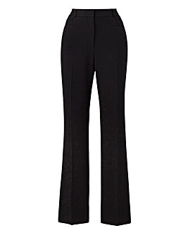 Tailored Straight Leg Trouser Long