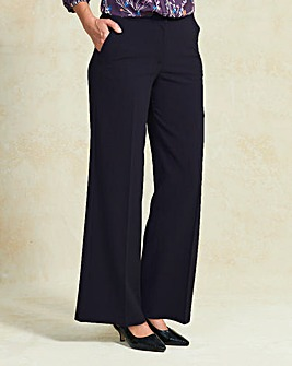Wide Leg Trouser Short