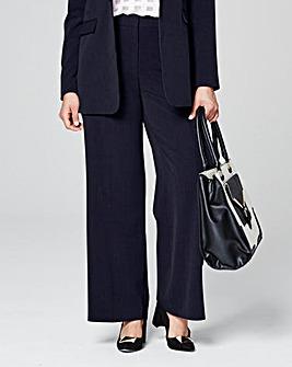 Wide Leg Trouser Long