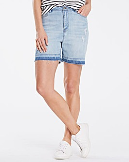 Jade Super Soft Boyfriend Shorts