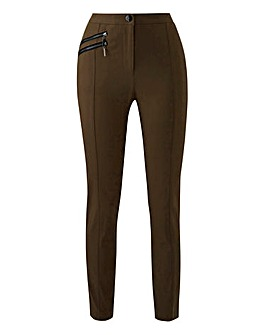 Stretch Cigarette Trouser