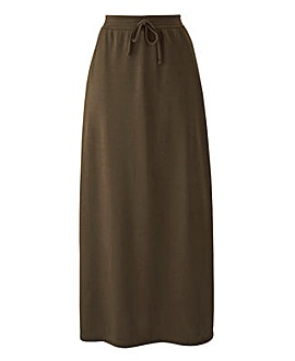 Pack of 2 Side Split Maxi Skirts