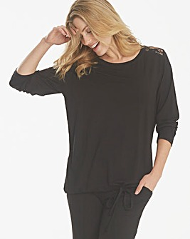 Pretty Secrets Supersoft Oversized Top