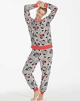 Minnie Mouse Fleece Twosie