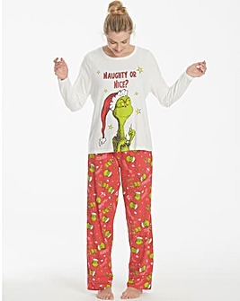 The Grinch Christmas Pyjama Set