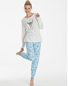 Bambi Christmas Pyjama Set