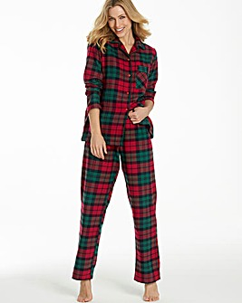 Pretty Secrets Flannel Pyjamas