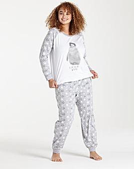 Pretty Secrets Penguin Pyjama Set