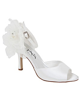 Perfect Open Toe Sandal with Corsage
